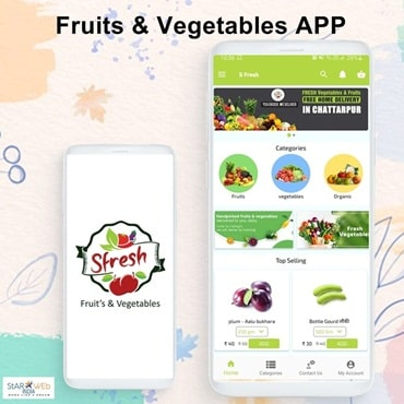 Sfresh Fruits & Vegetables